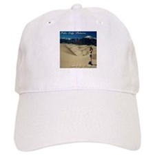 Take only pictures. Leave only footprints. Baseball Cap