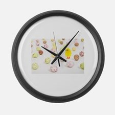 Easter Large Wall Clock