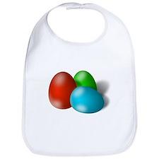 Easter Eggs Bib