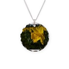 Easter Narcissus Necklace