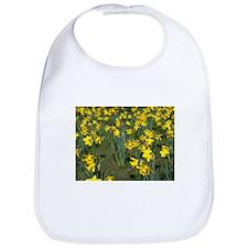 Easter Narcissus Bib