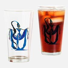 Yemaya Drinking Glass