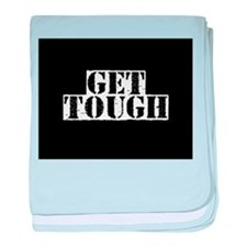 Get Tough 001 baby blanket