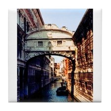 Bridge of Sighs Tile Coaster