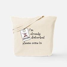 Do Not Disturb Tote Bag