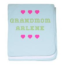 Grandmom Arlene baby blanket