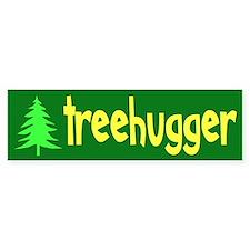 TREEHUGGER... Bumper Bumper Sticker