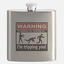 Zombie Trip Flask