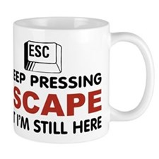Escape Key Mug
