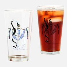 Yemaya Divina Drinking Glass
