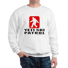 YETI SKI PATROL Sweatshirt