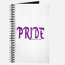 Pride Logo Journal
