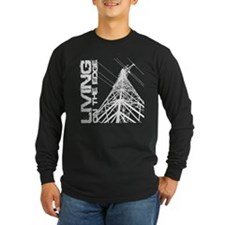 Transmission Lineman Long Sleeve T-Shirt