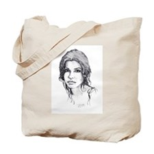 See the Soul thru the Eyes Tote Bag