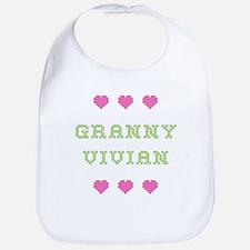 Granny Vivian Bib