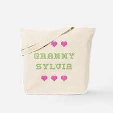 Granny Sylvia Tote Bag