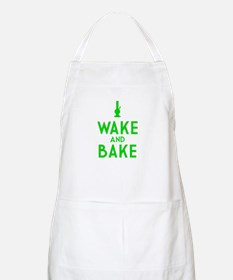 Wake and Bake Bong Apron
