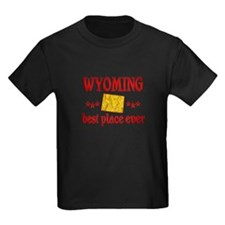 Wyoming Best T
