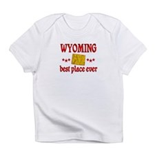 Wyoming Best Infant T-Shirt
