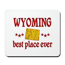 Wyoming Best Mousepad