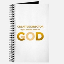 Creative Director is another name for God Journal