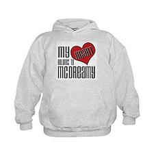 Heart Belongs McDreamy Hoodie