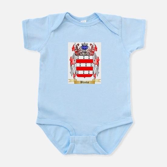 Blanks Infant Bodysuit