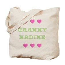 Granny Nadine Tote Bag