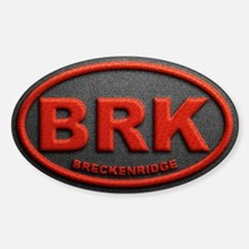 Breck Red Stiched