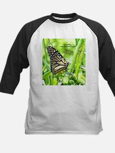Thinking Butterfly Baseball Jersey