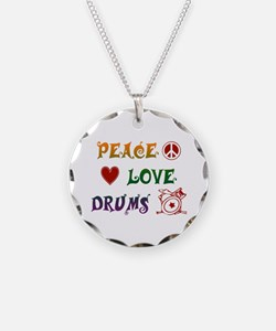 Drums Necklace