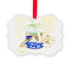 Beta Cat Ornament