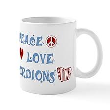 Accordion Mug