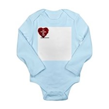 General Hospital 50th Anniversary Heart Body Suit