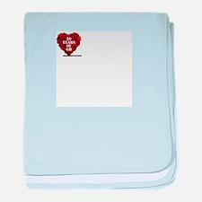 General Hospital 50th Anniversary Heart baby blank
