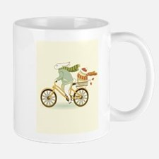 He Takes The Egg Cat Forsley Designs Mug