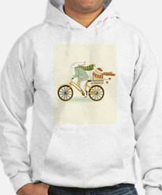 He Takes The Egg Cat Forsley Designs Hoodie