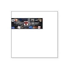RHeart Network Logo Sticker