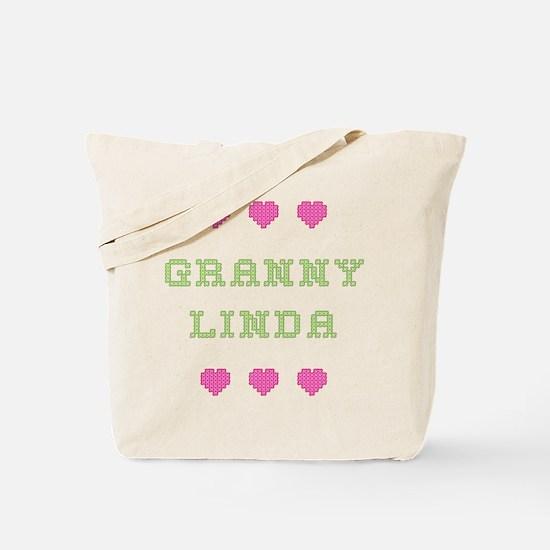 Granny Linda Tote Bag