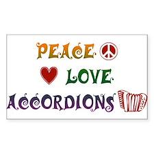 Accordion Decal