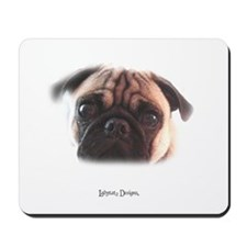 Pugs Rule  Mousepad