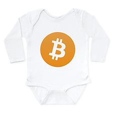 Bitcoin Logo Body Suit