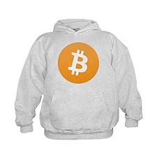 Bitcoin Logo Hoodie