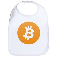 Bitcoin Logo Bib