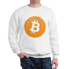Bitcoin Logo Sweater