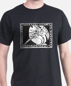 Fencing Reflection T-Shirt
