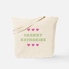Granny Katharine Tote Bag