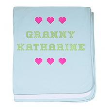 Granny Katharine baby blanket