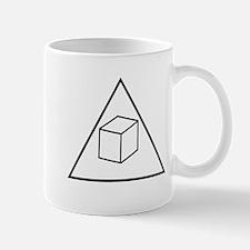 Delta Cubes Mug