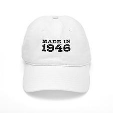 Made In 1946 Baseball Cap